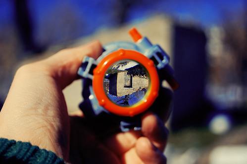 accarezzo V - a lens toy