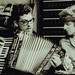 Rolf on accordion
