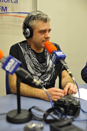 Benjamí Villoslada, presentador de Mallorca en Xarxa