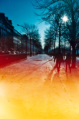 Love is burning (Etienne Despois) Tags: winter paris lca
