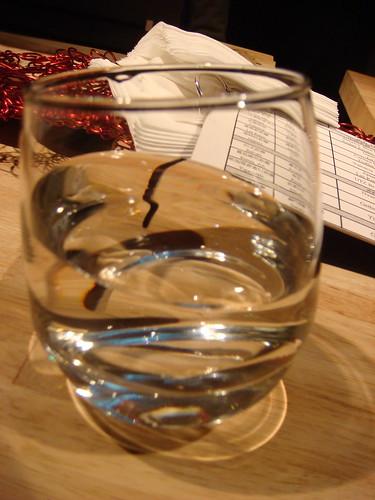 akuma caca - 底部是錐形的水杯