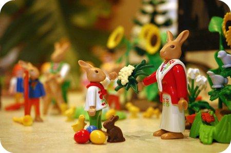 Easter Playmobil