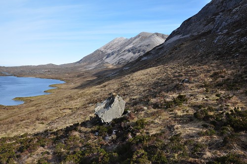 Foinaven and Loch an Easian Uaine