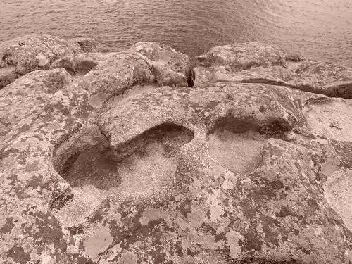 Las rocas, que son Eternidad