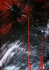 Anti-Flag: No Paradise (Little Lioness) Tags: music art colors painting movement paint antiflag psychology synesthesia iseecolors synesthete synesthetic sarahbartell noparadise synestheticpainting synesthesiaart synesthesiapainting synesthesiaartwork synestheteart