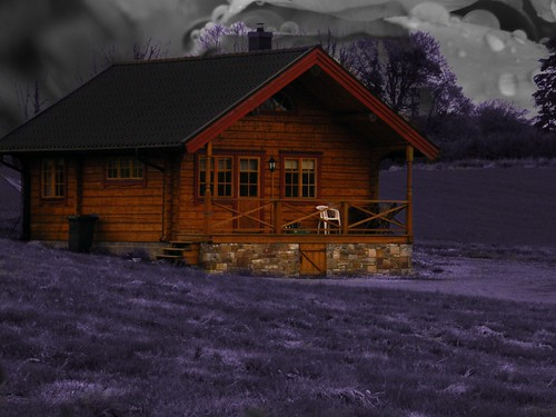 Little wooden House