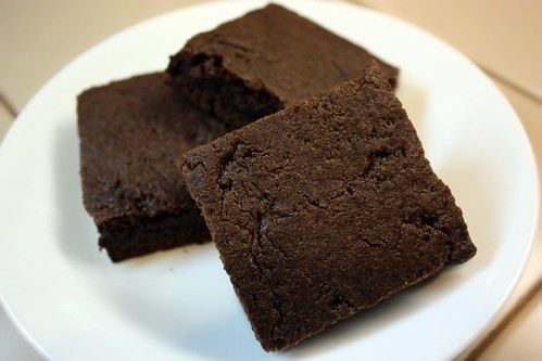 Fudgy Egg-Free Brownies