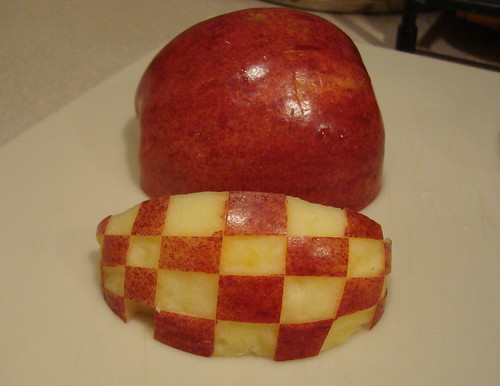 Checkered Apple