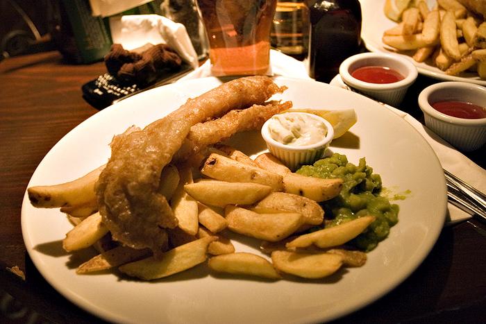 waxy fish