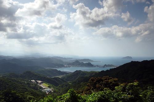 眺望基隆嶼、八斗子