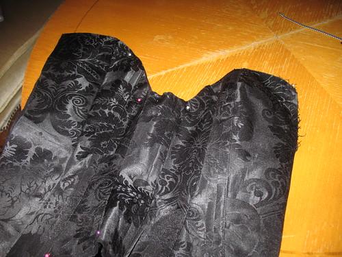 making a corset 29