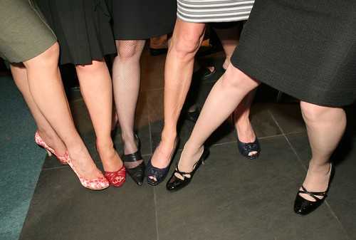 Foot fetish events