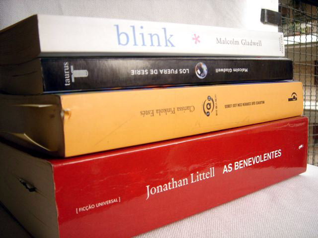 books I´m reading