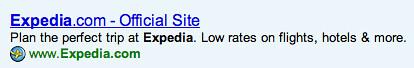Yahoo Search Marketing Favicon