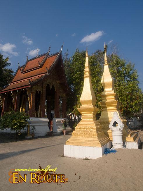 Luang Prabang Wat Sensoukarahm