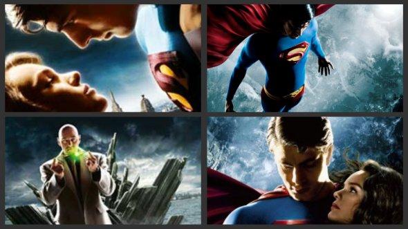 Superman o retorno.
