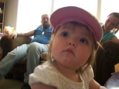 That Baby & A Pink Hat