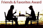 Friends & Favorites Award