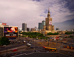 ~ Morning Scene In Warsaw ~ (Peem (pattpoom)) Tags: light shadow landscape nikon poland polska warsaw warszawa d700 theperfectphotographer  nikkorafs1424mmf28ged