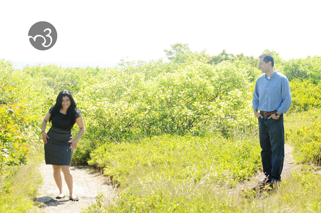 Blossom & Farid, engagement session