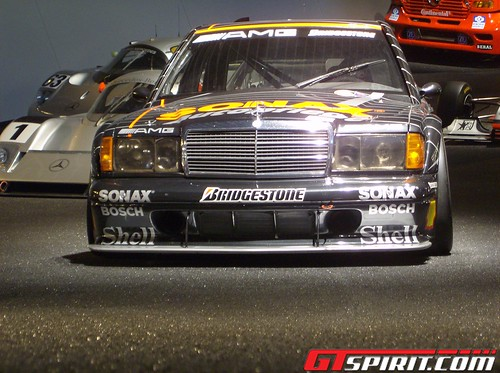 Mercedes 190E DTM EVO2 Coming