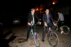 Moscow Cycle Chic Party