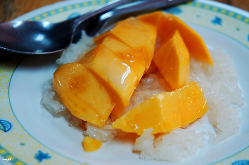 Mango + Sticky Rice