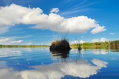 Water World. (muha...) Tags: blue summer holiday reflection water fun island nikon maldives freshwater 2470mm muha 24mmlens muhaphotos