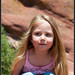 Natalie at Red Rocks