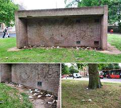toilet substation tottenham haringey latrine poopscoop electricitysubstation londonn15 tottenhamgreen townhallapproachroad