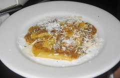 Delfina in San Francisco - Pappardella with Pork Sugo