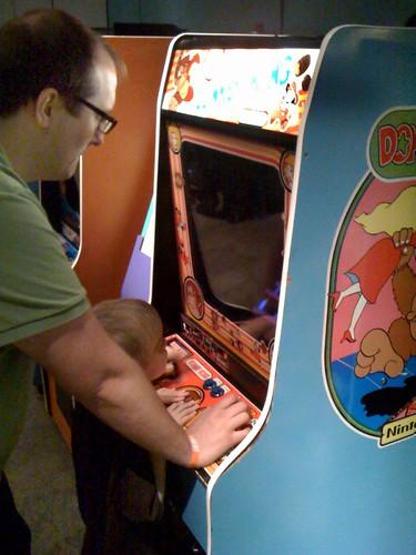 Donkey Kong FTW