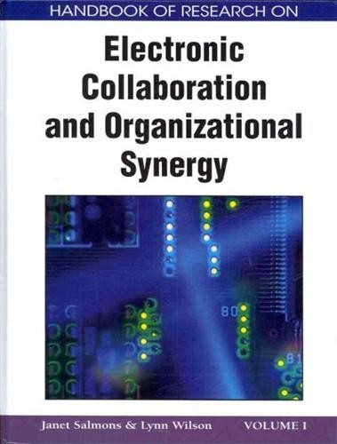 Electronic Collaboration and Organizational Synergy