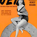 Harlem Model Mary Cunningham Killed Lover Accidentally - Jet Magazine, March 25, 1954