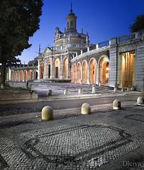 Iglesia de San Antonio (Aranjuez, Madrid, Spain)