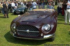 CISITALIA-FORD 808XF (1952) 6 cilindri 3528 cm³ Carrozzeria Cabriolet Vignale (Effimera59 - Donadelli Daniele) Tags: 6 1952 cabriolet vignale carrozzeria 3528 cilindri cm³ 808xf cisitaliaford