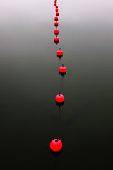 Red dots by Håkan Dahlström, on Flickr