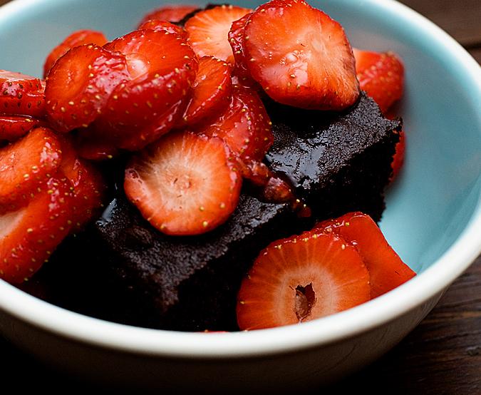 best way to eat strawberries