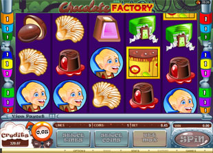 Chocolate Factory slot game online review
