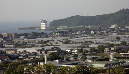 View From Hikone Castle