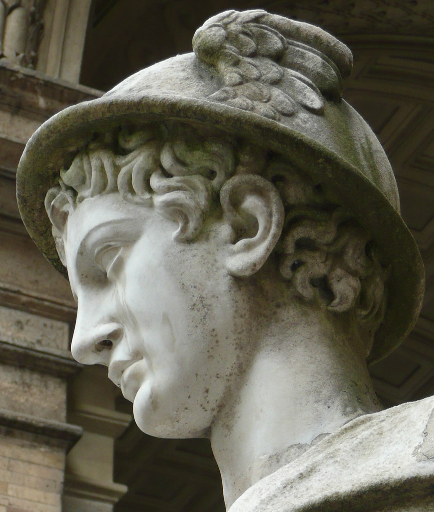 The World's Best Photos of estatua and hermes - Flickr ...