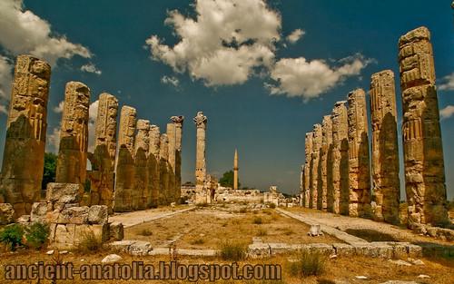 Olba, Zeus Temple