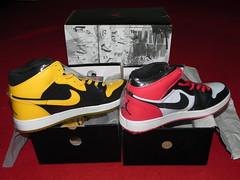 5164cb329293 Nike Air Jordan Retro 1 I BMP Old Love New Love Edition(WhiteBlack-Varsity