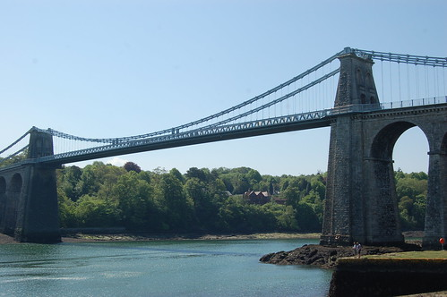 Menai Bridge May 10 33