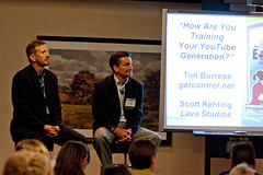 How are you training the YouTube Generation at ELS 2010