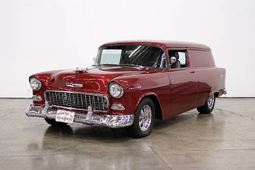 1955 Chevrolet 210 Sedan Delivery Hotrod