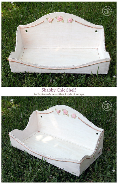 Shabby Chic kind of Shelf