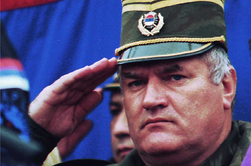 Former General in the Yugoslav People's Army, Ratko Mladic, was arrested in Serbia on May 26, 2011. He is to be extradited to The Hague, Netherlands to stand trial for alleged war crimes. His arrested is linked to Serbian admission to the EU. by Pan-African News Wire File Photos
