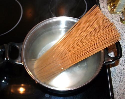 19 - Spaghetti kochen