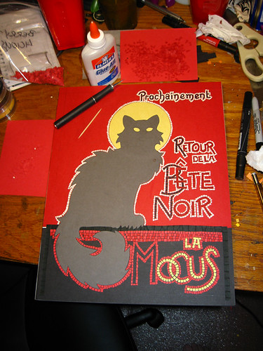 La Mocus in progress